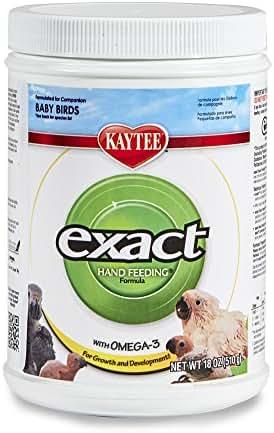 Kaytee Exact Hand Feeding For Baby Birds, 18 Oz