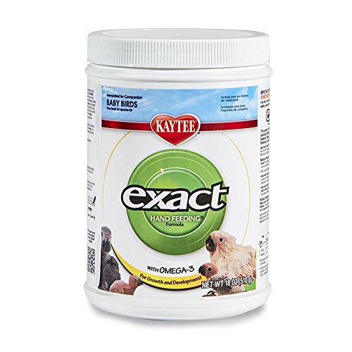 Kaytee Exact Hand Feeding For Baby Birds, 18 Oz