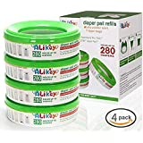 Refill for Diaper Genie and Diaper Pails,4-6 Months...