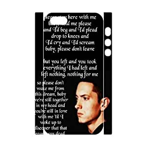 Eminem DIY 3D Hard Case For Sam Sung Note 4 Cover LMc-77545 at LaiMc