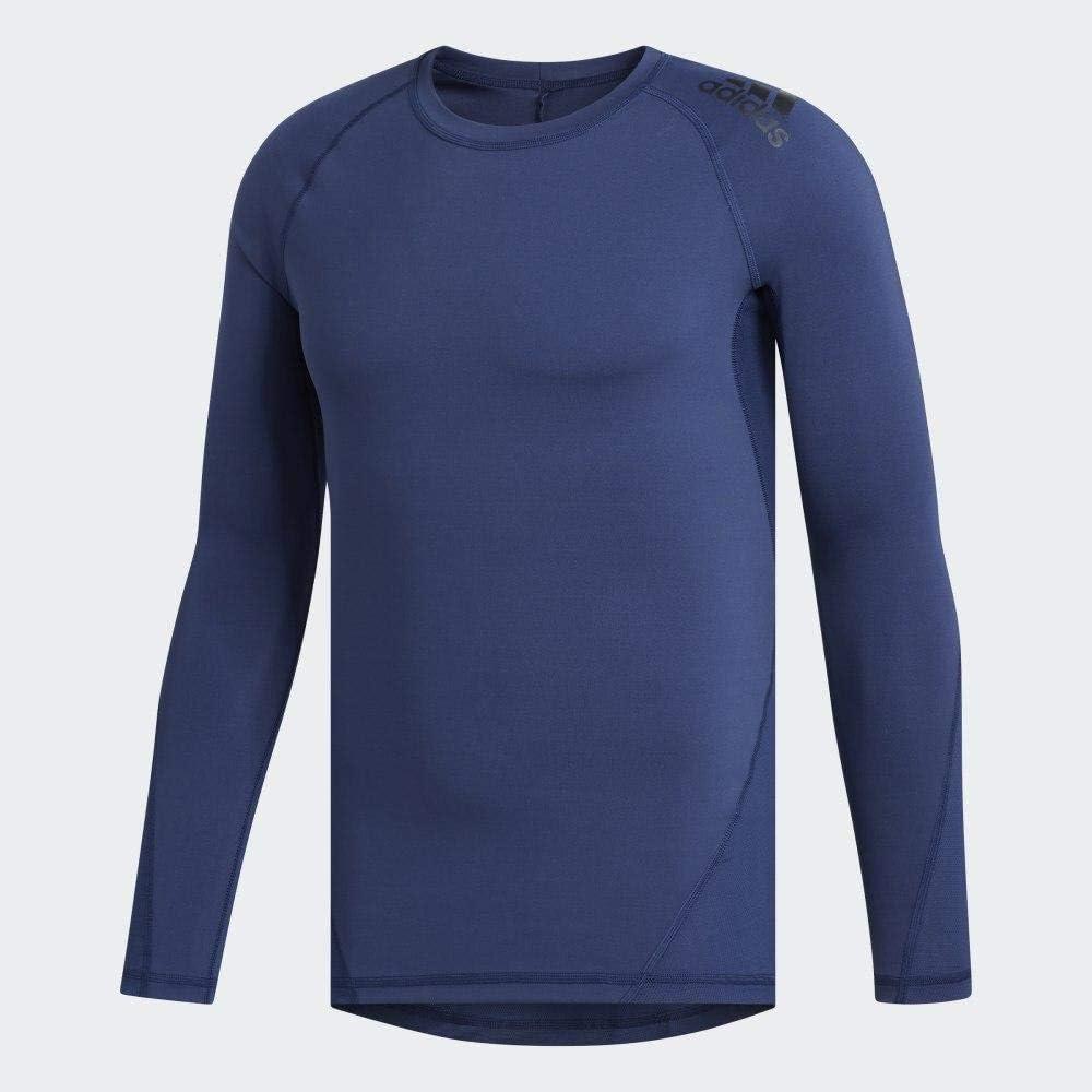 adidas Ask SPR tee LS Camiseta De Manga Larga indtec Hombre M