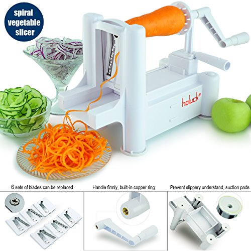 Spiralizer Approved Vegetable Stainless cucumbers