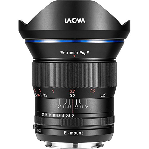 Venus Laowa 15mm f/2 FE Zero-D Lens for Sony E Mount Cameras
