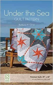Under the Sea Quilt Pattern: Barbara H. Cline: 9781617451003 ... : under the sea quilt - Adamdwight.com