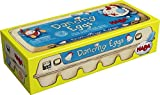 HABA Dancing Eggs - A Hilarious & Boisterous Action Game for Ages 5 and Up (Made in Germany)