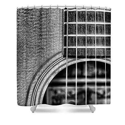Pixels Shower Curtain (74