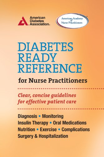 Diabetes Ready Reference for Nurse Practitioners: Clear, Concise Guidelines for Effective Patient Care Pdf
