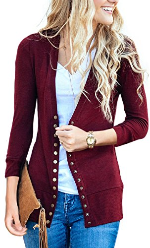 Buy women cardigan l cotton
