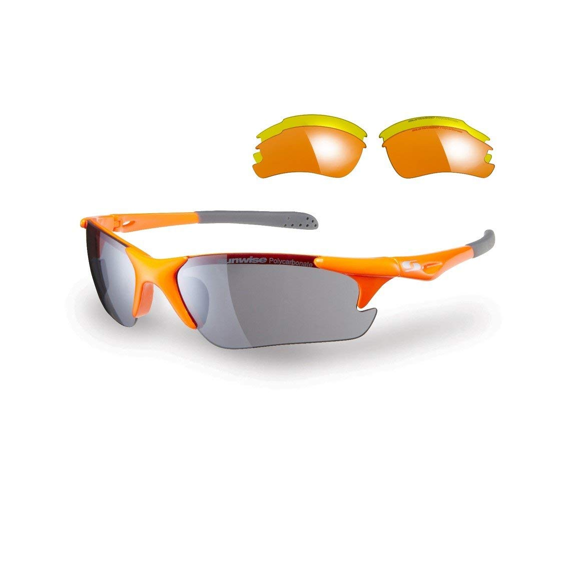 Sunwise Twister Interchangable Gafas De Sol - Naranja