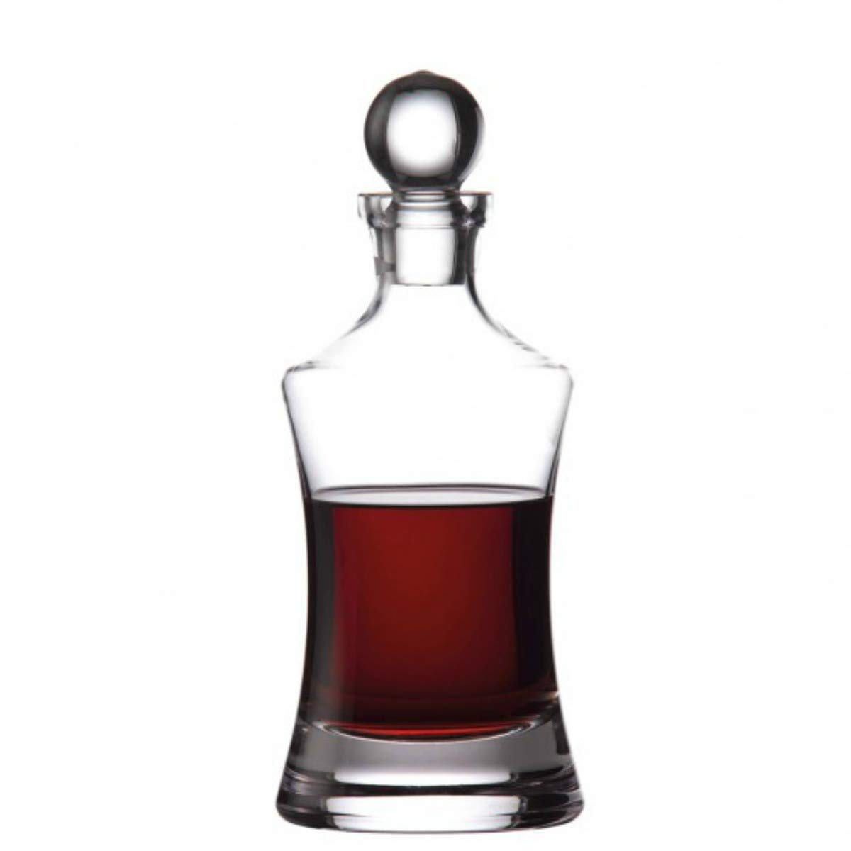 Waterford Marquis Moments Hourglass Decanter 29 Oz