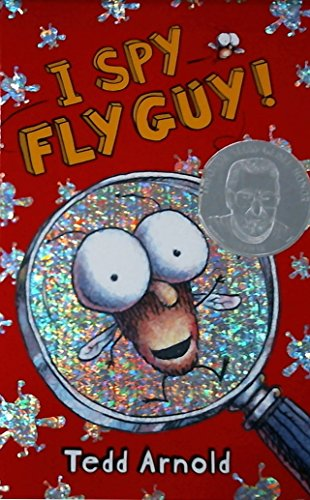 I Spy Fly Guy! (I Spy Phonics Fun)