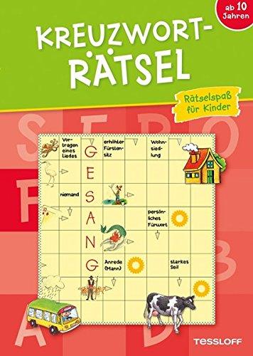 Download Kreuzworträtsel Rätselspaß Für Kinder Ab 10 Jahren