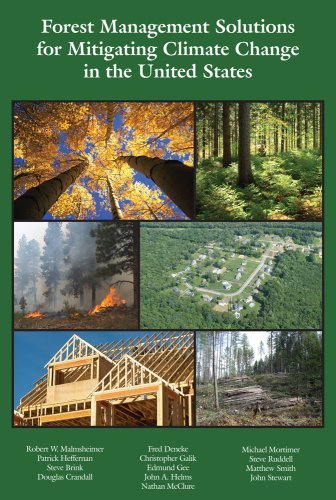 Forest Management Solutions for Mitigating Climate Change in the United States