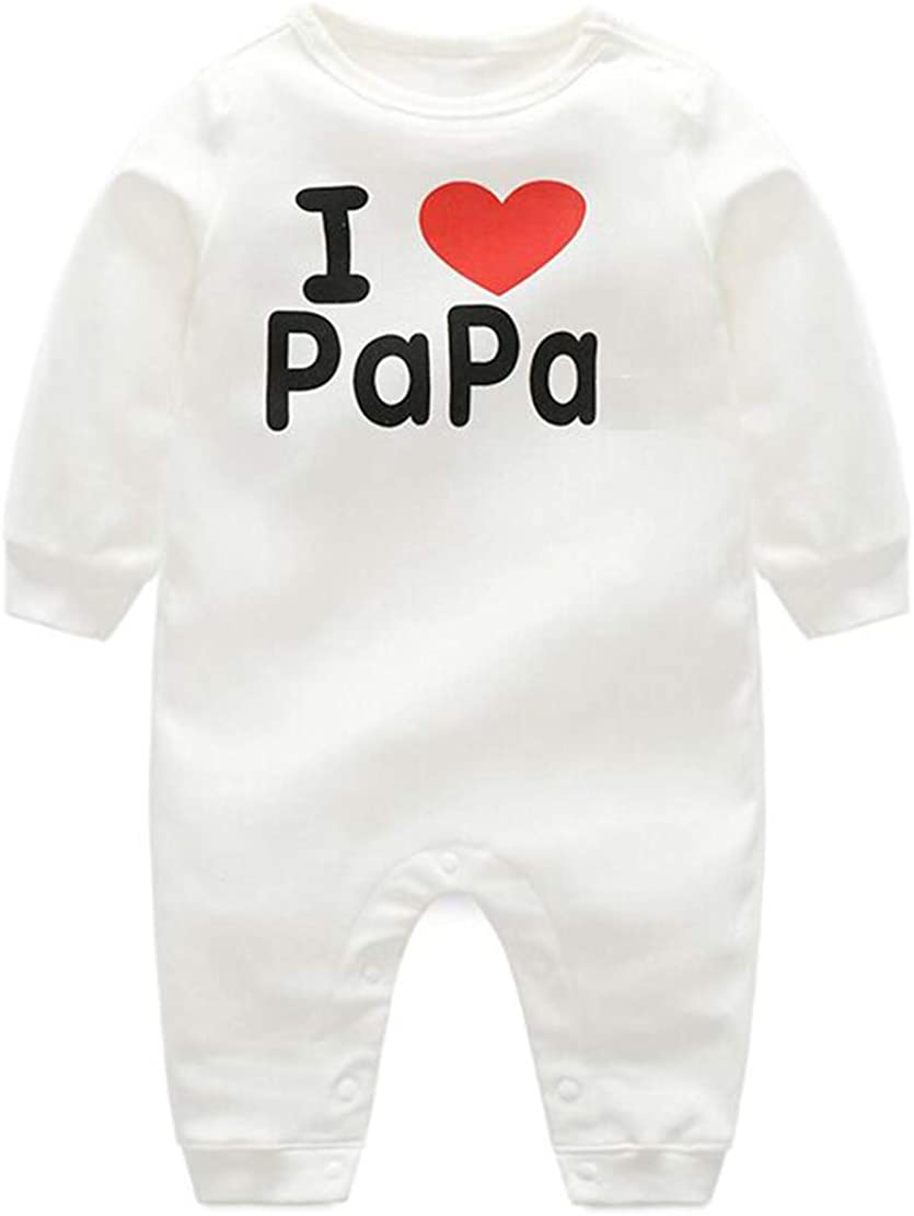 Bebé Mameluco Recién Nacido Pijamas Niños Niñas Pelele Bebés Algodón Mono Manga Larga Body