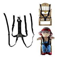 LBZEZR Baby Kids 5 Points Safety Harness Stroller High Chair Pram Car Belt Strap