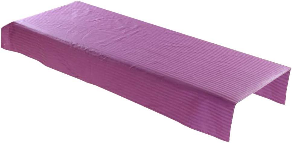 Confortable pour Table de Massage Spa//Salon//H/ôtel//Voyage//Sauna chiwanji Drap de Lit Doux