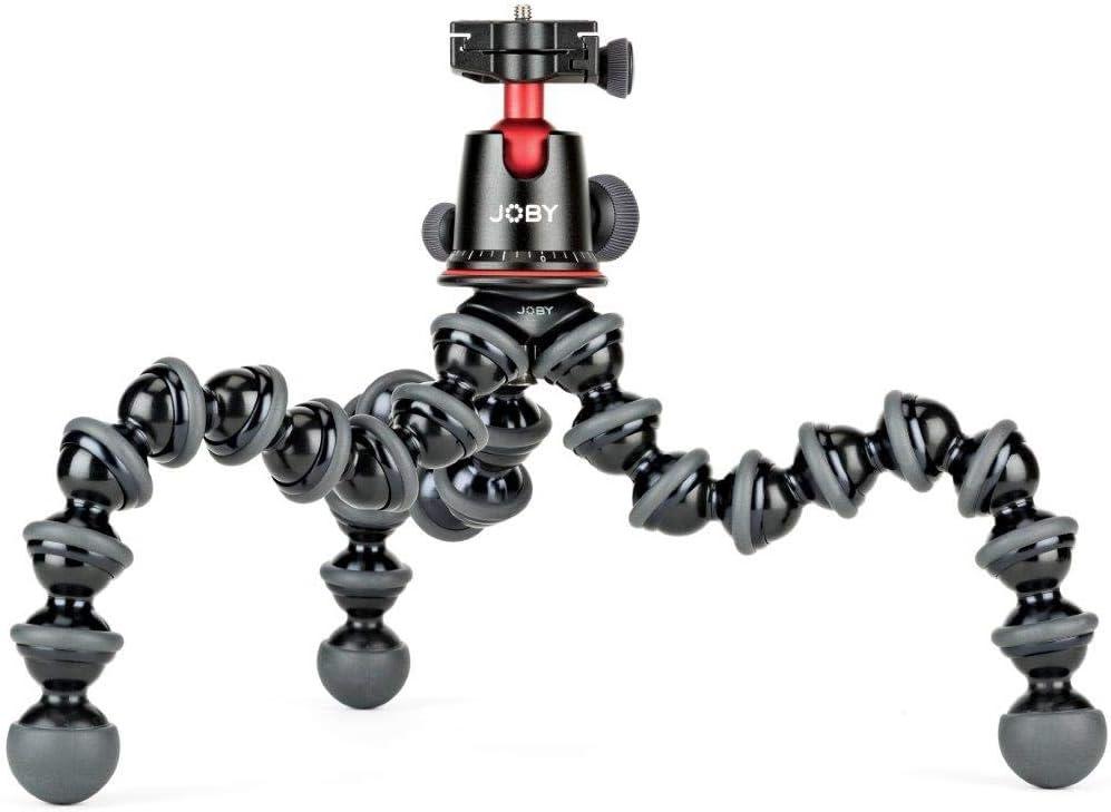 Joby JB01561-BWW Gorillapod 5K Video Pro Black