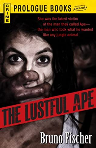 book cover of The Lustful Ape
