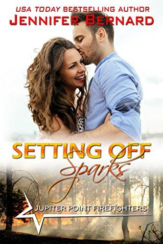 Setting Sparks Jupiter Point Book ebook product image