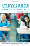 Study Guide for General Educational Development (Ged) Testing for Adults, Vanessa Marie Ezemba, 1462055419