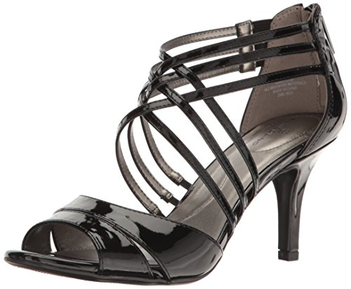 Bandolino Women's Marlisa Heeled Sandal Black