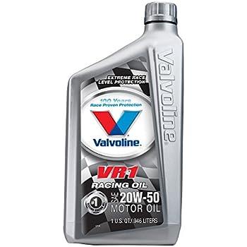 Valvoline 211 Racing Oil