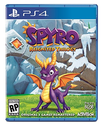 Spyro Reignited Trilogy   Playstation 4