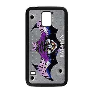 Samsung Galaxy S5 Phone Case for Batman pattern design