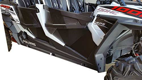 2015-2018 Polaris RZR 4 Door 900 RZR-4 900 4-Door Lower Door Insert Panels by UTVGiant