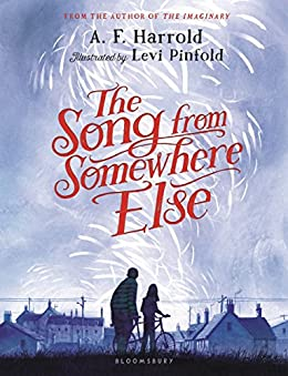 The Song From Somewhere Else by [Harrold, A.F.]