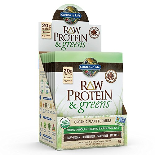 greens protein bar - 8