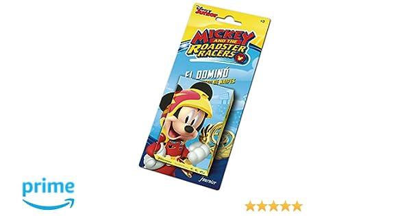 Mickey Mouse- Baraja Infantil, (Naipes Heraclio Fournier 1034796)