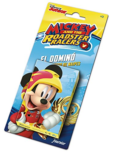 Mickey Mouse – Playing Children (Naipes Heraclio Fournier -