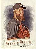 2016 Topps Allen and Ginter Baseball #89 Dallas Keuchel Houston Astros