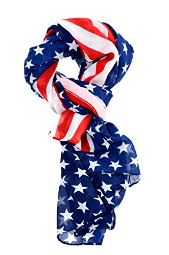 REINDEAR Premium American Flag Scarf 7 Styles US SELLER ()