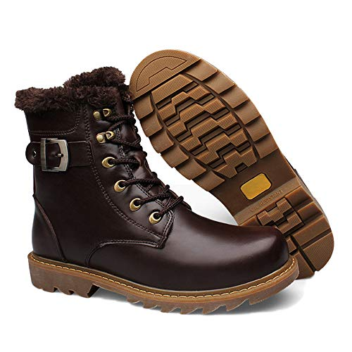 Stivali Ginnastica da Scarpe Alto Tubo Inverno Martin pi da Lavoro Acciaio Mens Stivali Punta Impermeabile Scarpe Aiuto Leggera UzO8xn1wFq
