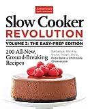 Slow Cooker Revolution, Editors at America's Test Kitchen, 1936493578