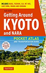 This Kyoto and Nara travel guide contains everything you need for getting around the region including a pull-out atlas! Kyoto is the number one travel destination for foreigners in Japan, but it can be a difficult place to navigate if you don...