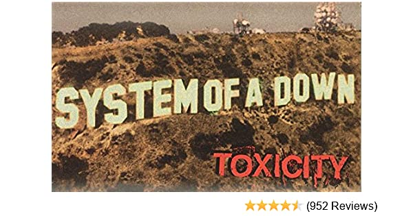 System Of A Down Toxicity Amazon Music
