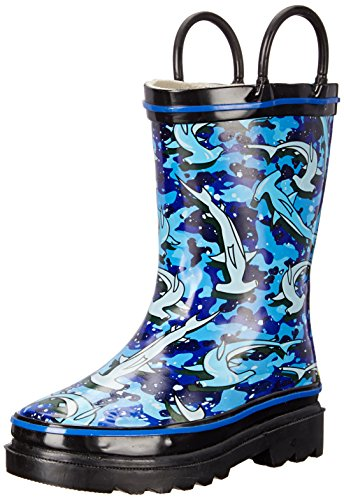 Toddler Boy's Western Chief 'Stansbury' Rain Boot, Size 9 M