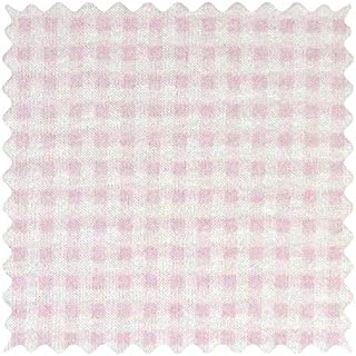 product image for SheetWorld Pink Gingham Jersey Knit Fabric - By The Yard