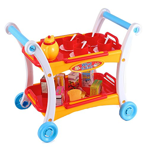 Afternoon Trolley Pretend Party Pieces product image