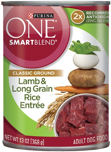 Purina SmartBlend Classic Ground Wet Dog Food - (12) 13 oz. Cans (Ground Shipping Time)