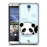 Head Case Designs Sweet Dreams Kawaii Panda Hard Back Case for HTC Desire 816
