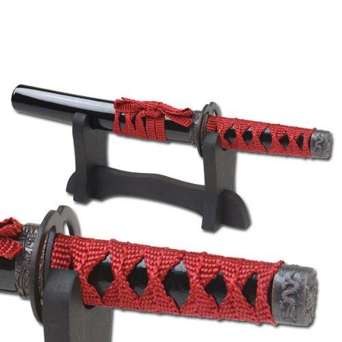 Amazon.com: BladesUSA Sw-1811Bk Samurai - Abrelatas para ...