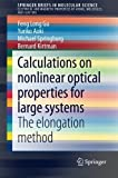 img - for Calculations on nonlinear optical properties for large systems: The elongation method (SpringerBriefs in Molecular Science) by Feng Long Gu (2014-11-21) book / textbook / text book