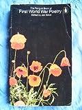 First World War Poetry, , 0140422552