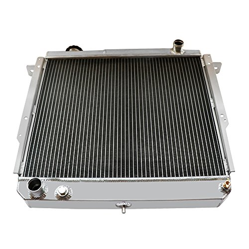 FOR 1966-1979 68 69 71 73 75 77 78 FORD F100 F150 F250 F350 3 ROW RADIATOR