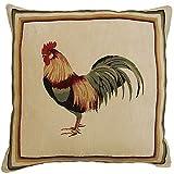 Bonjour Ivory 26-inch Floor Pillow