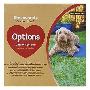Rosewood Chillax Cool Pad, Large, 60 x 90 cm